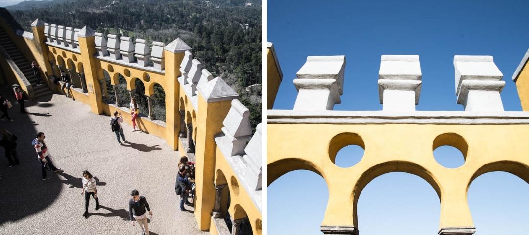 Photos of Portugal - Pena Palace