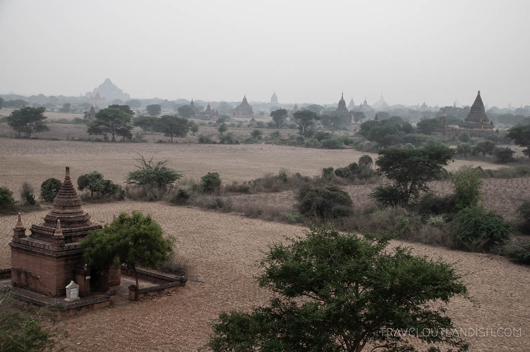 Alternative to Angkor Wat - Bagan