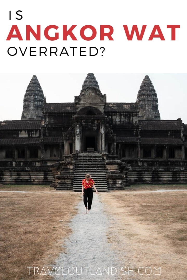 If you're planning a trip to Cambodia, there's no doubt you've got Angkor Wat on your list. But is Angkor Wat overrated? Here's a look at what makes it awesome, why over-tourism is killing Angkor Wat, and a couple of alternatives should you want a different kind of experience!