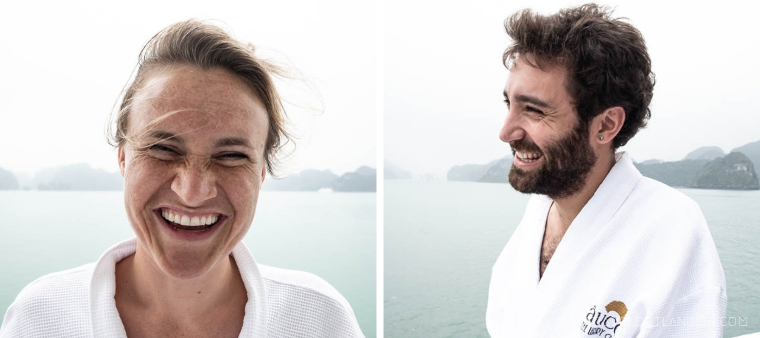 Portraits from Halong Bay