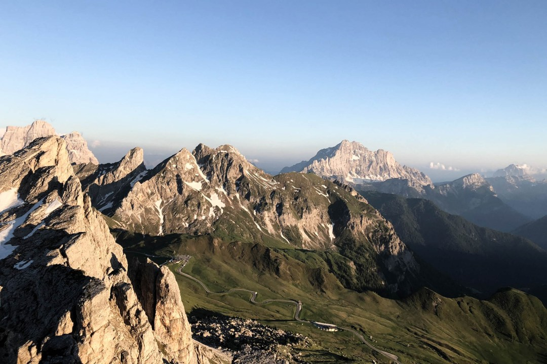 The Alta Via 1 in Italy is one of the most iconic treks in Europe