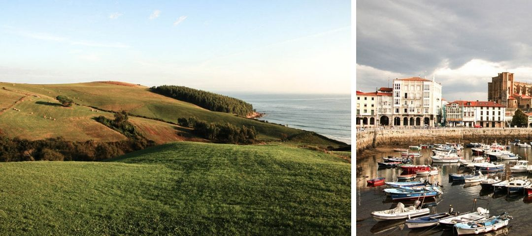 The Camino de Santiago - The Camino del Norte