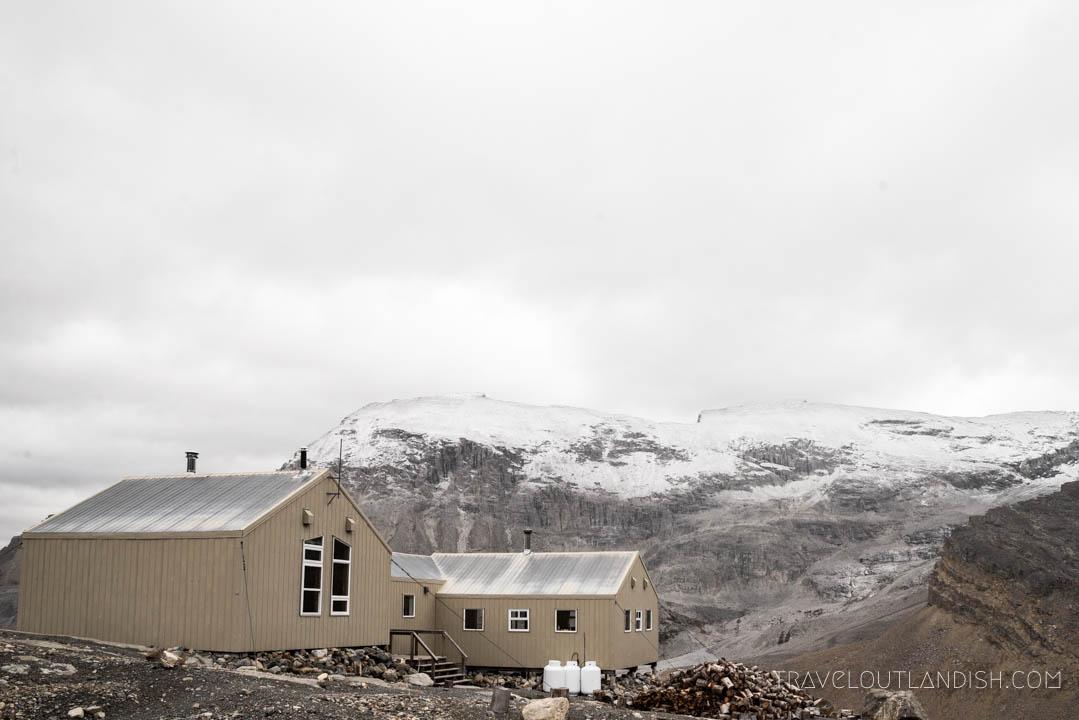 Bow Hut Exterior