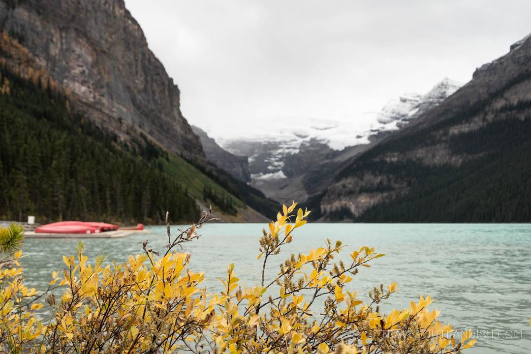 Lakes in Banff - Lake Louise