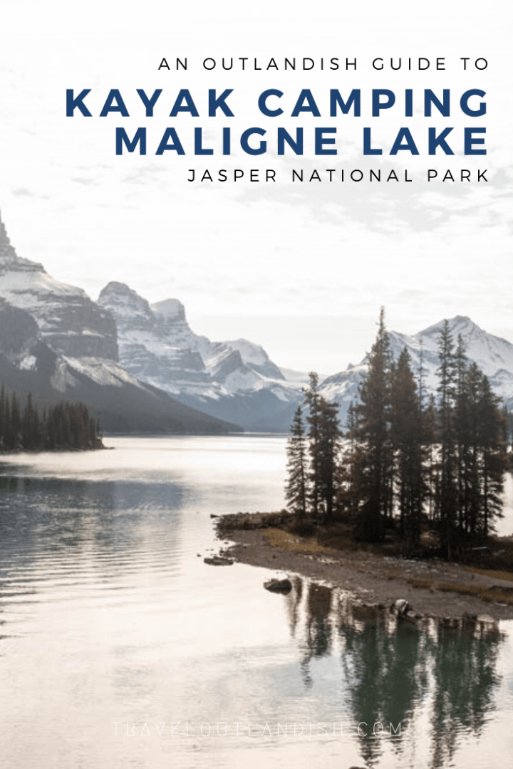 Kayaking Maligne Lake is easily a highlight of Jasper National Park. Here's everything you need to know to plan the trip including where to rent gear, which backcountry campsites to book, and the route.