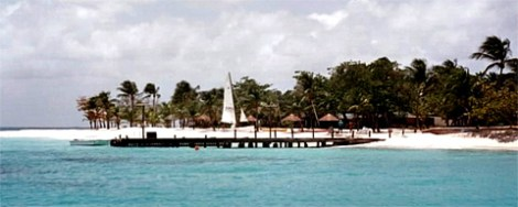 Palm Island Dock