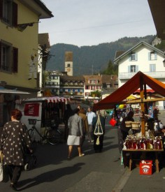 Outdoor Market Interlaken