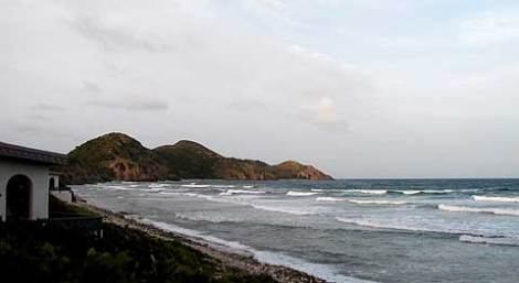 Atlantic Side of Virgin Gorda