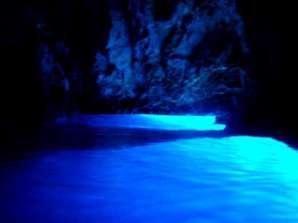 Blue Grotto – Bisevo, Croatia