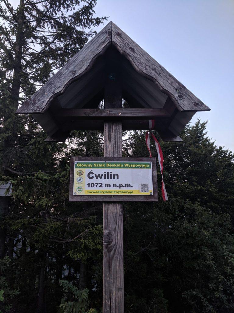 Szczyt Ćwilina