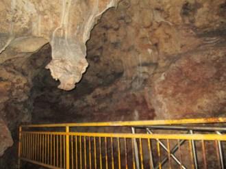 Salah satu stalaktit