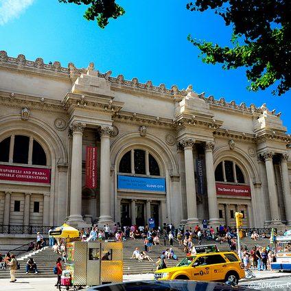Metropolitan Museum of Art ©Len Rapoport