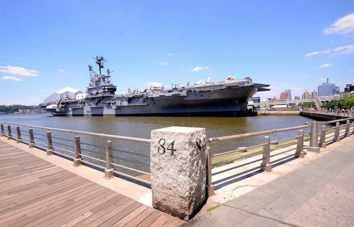 Intrepid Sea, Air & Space Museum NYC - © Len Rapoport