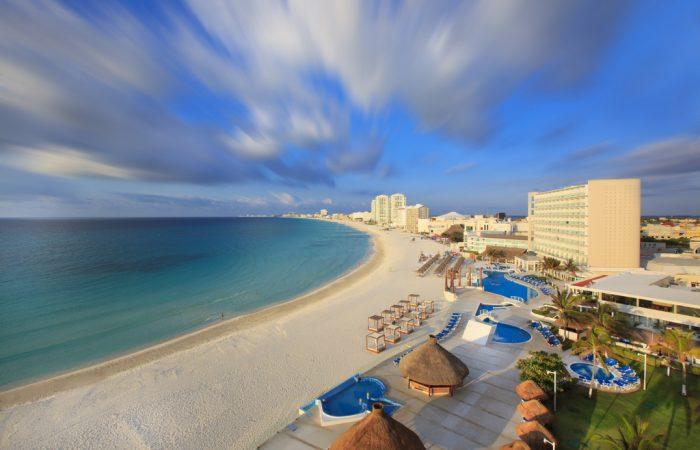 Krystal Cancun - Private Beach