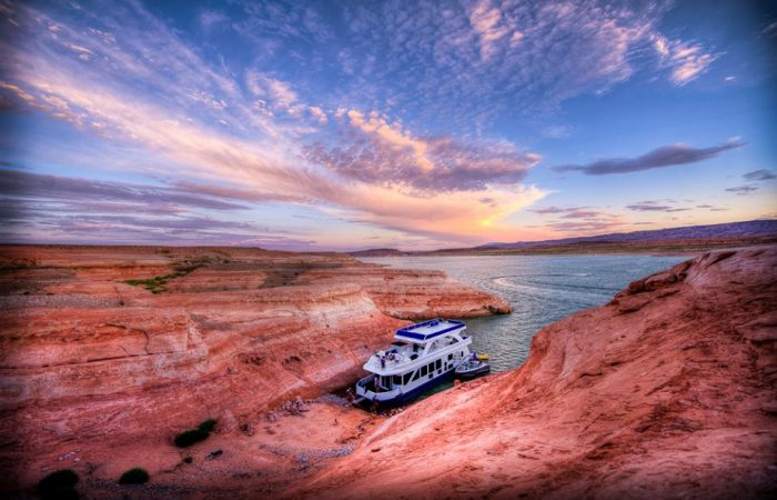 Lake Powell - Boating