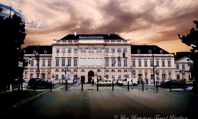 Vienna - Museum Quartier ©Len Rapoport
