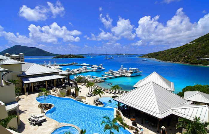 Scrub Island Resort U.S. Virgin Islands