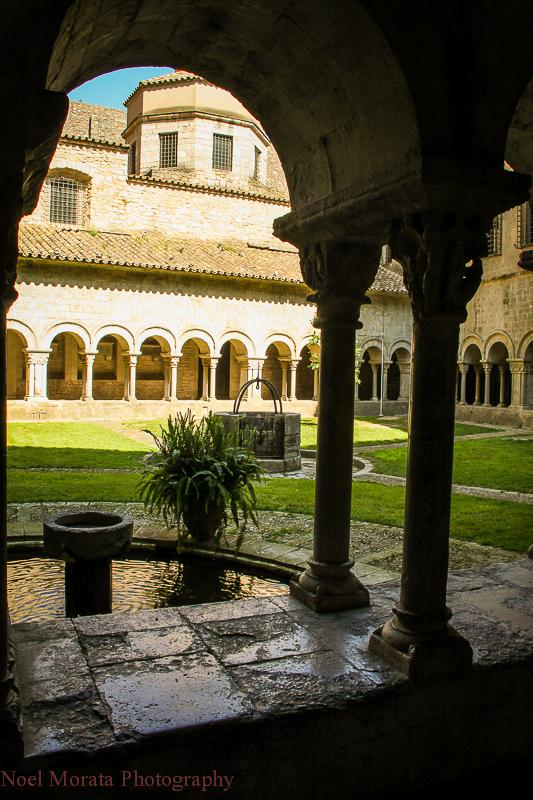 Girona cloister