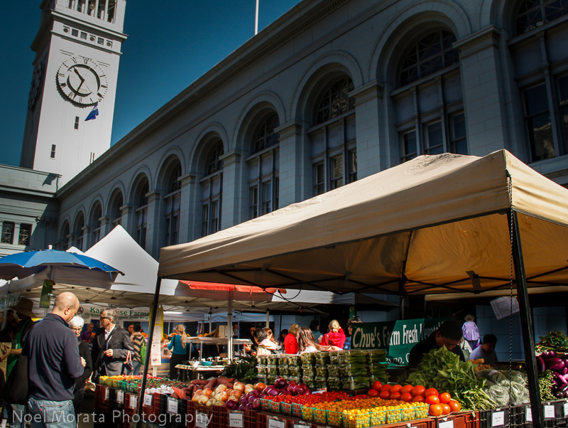 Ferry Plaza Farmers Market (13)