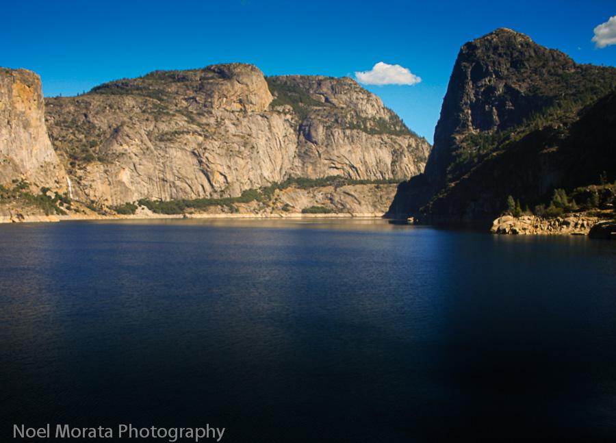 Water views of the Hetch Hetchy