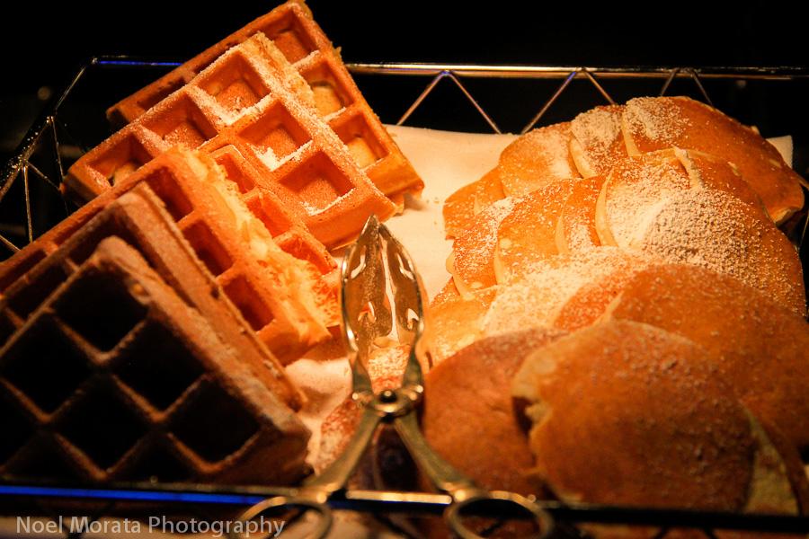 Ahwahnee Sunday brunch