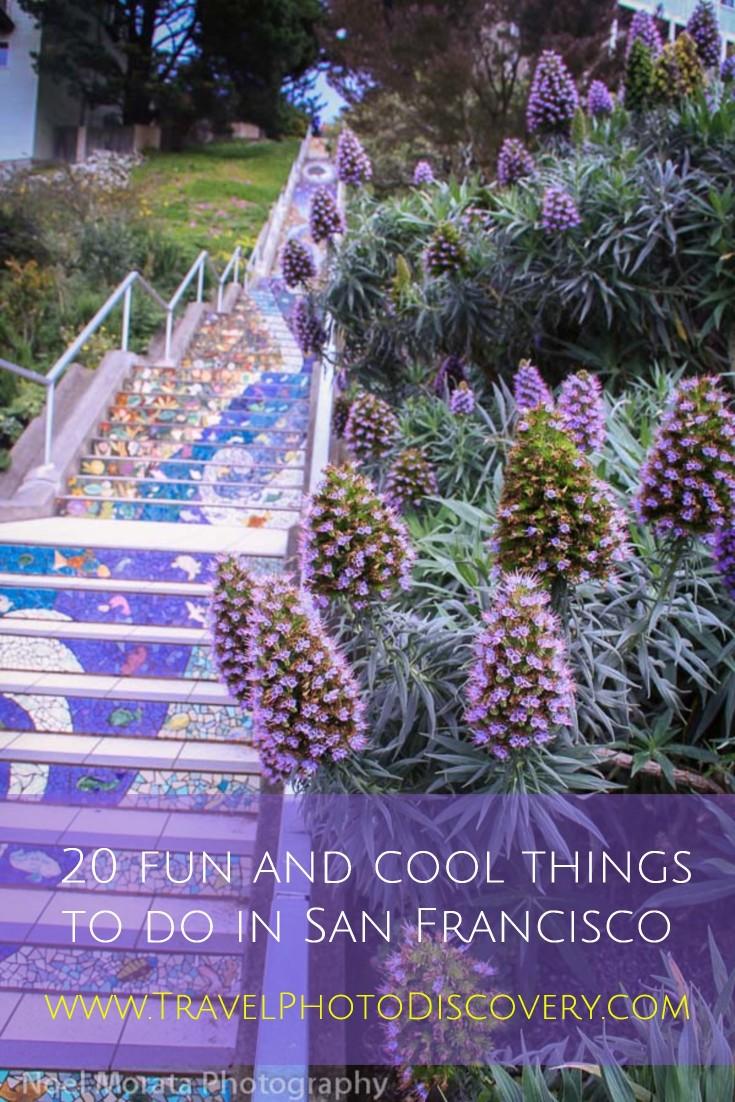 20 fun things to do in San Francisco, California