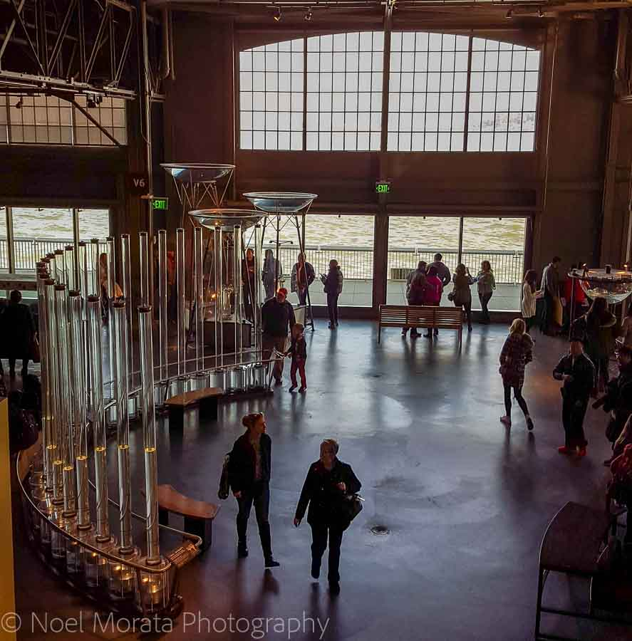Fun things to do in San Francisco at the Exploratorium
