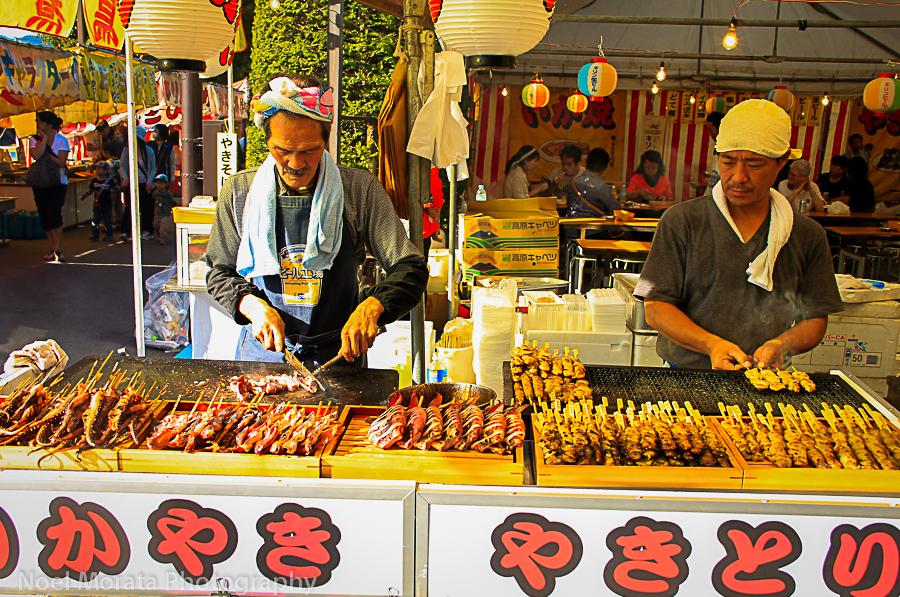Resultado de imagen para street food japan