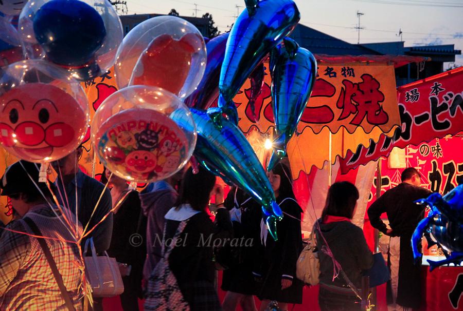 Takayama fall festival