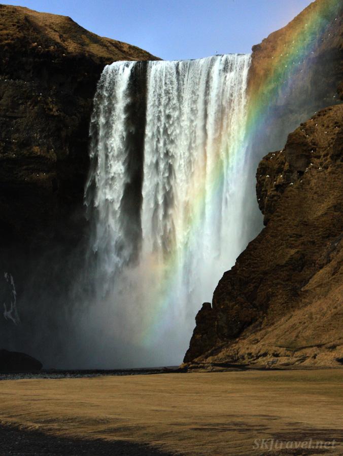 Iceland_skogarfoss