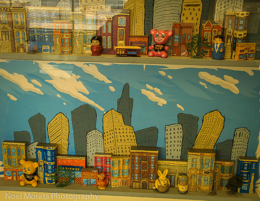 Airport art in San Francisco,Travel Photo Mondays #37