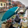 Exploring Murano island