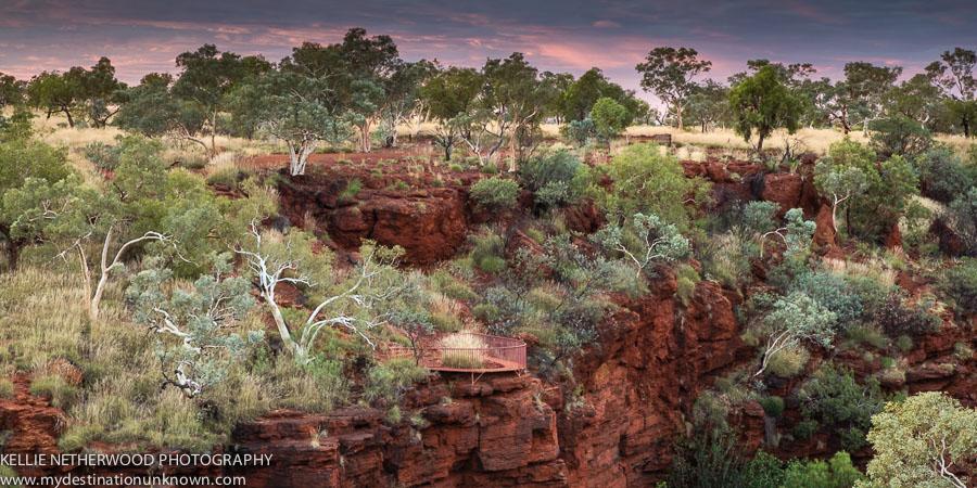 Joffrie Gorge_Karijini_Western  Australia