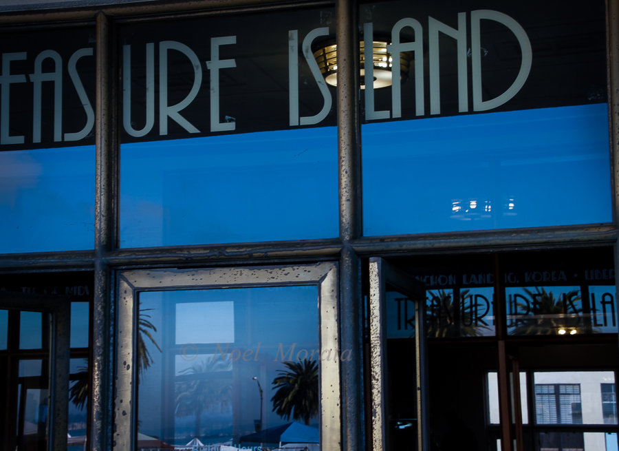 Cool places to visit in San Francisco at Treasure Island