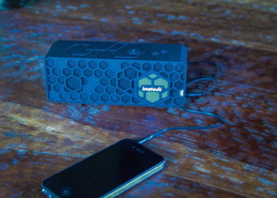 Inateck Blue tooth mini hifi speaker