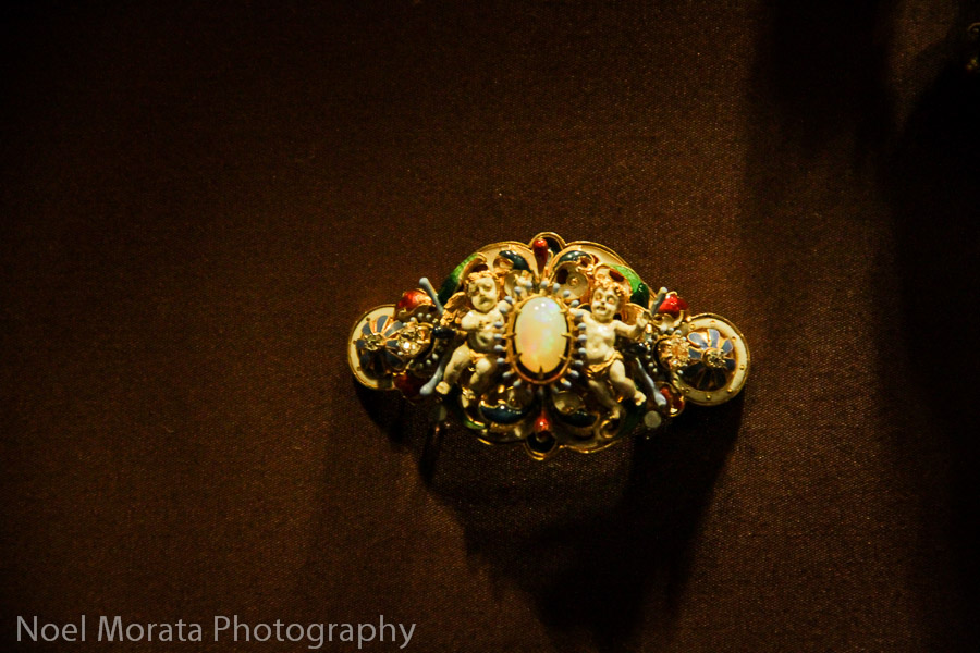 Miniature treasures of the Hapsburg collections