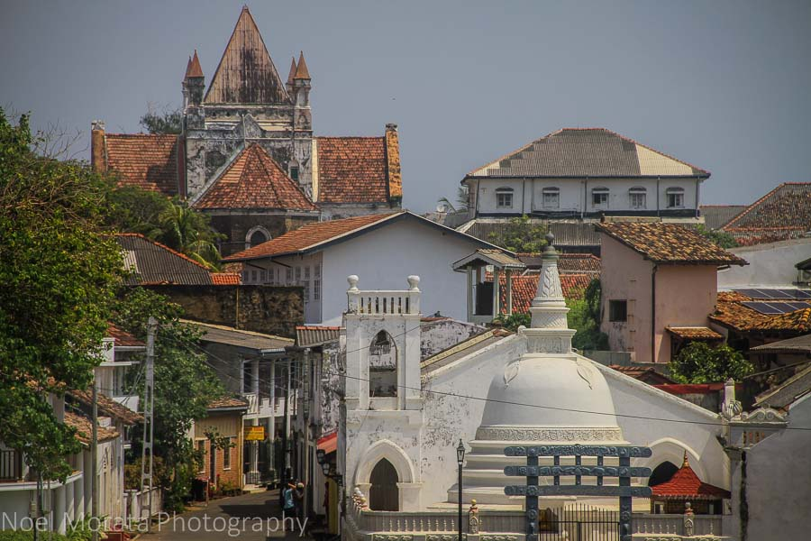 colonial galle in exotic sri lanka