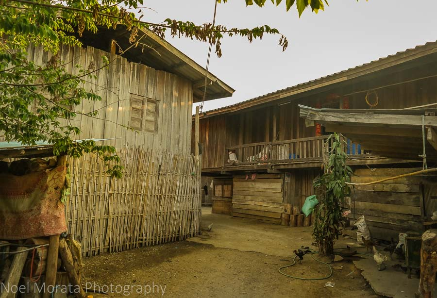 Lisu Village tour in Northern Thailand