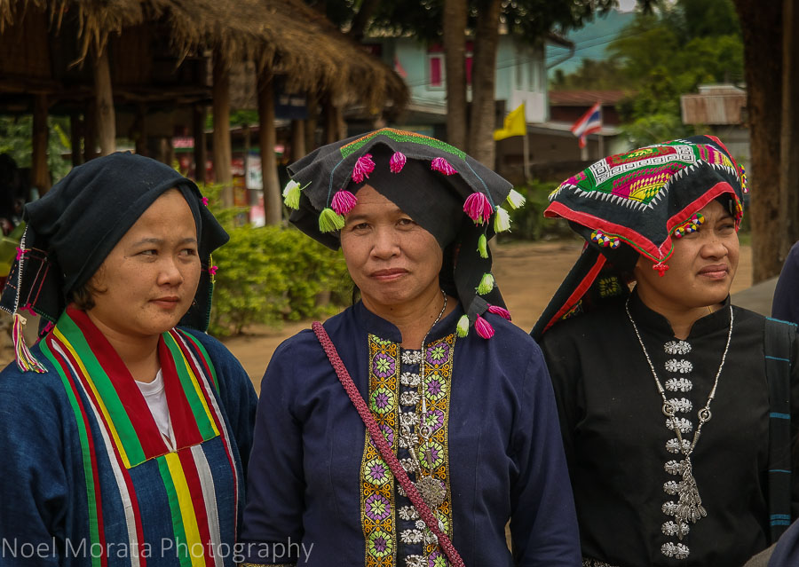 A visit to a Laotian village in Northern Thailand