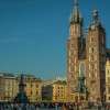 Krakow, Poland - a first impression, Krakow main square