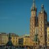 Krakow, Poland - a first impression, Krakow main square
