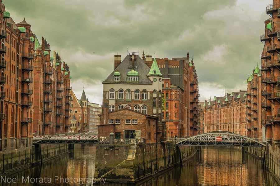 Speicherstadt Warehouse District, Hamburg