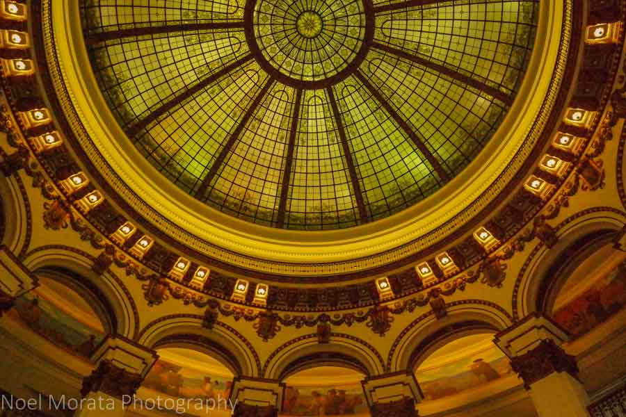 Heinen's Grocery Store in downtown Cleveland