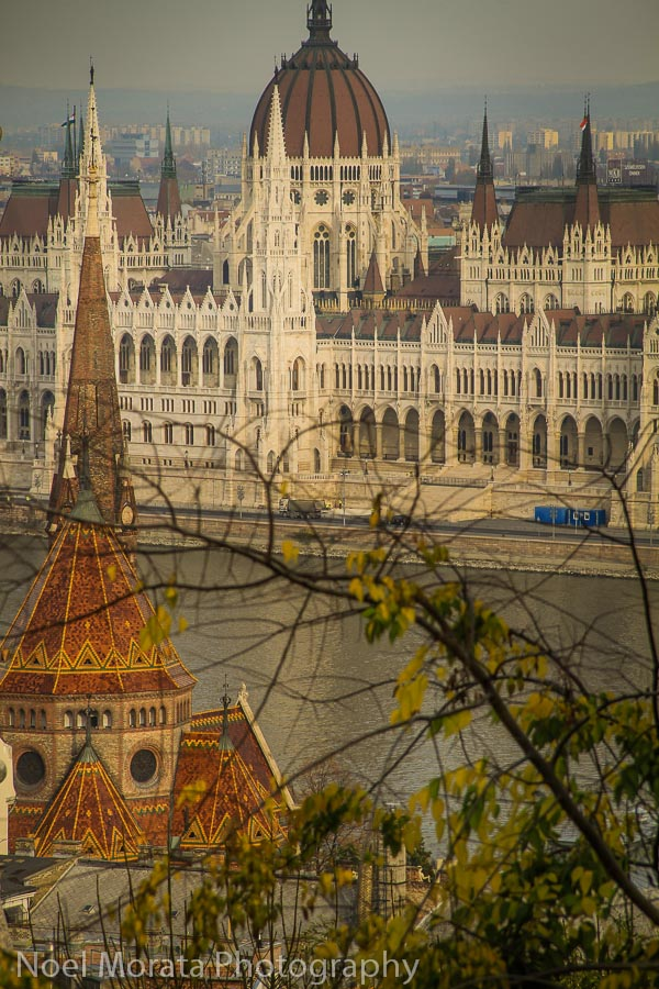 Budapest Parliament Best places to photograph Budapest