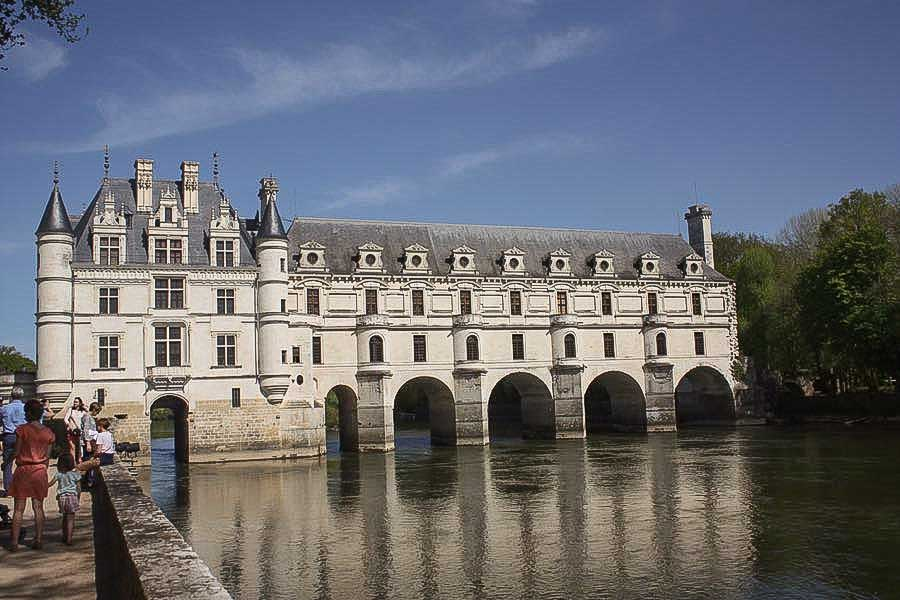 Chateau de Chenonceau Boomer international bucket list travel