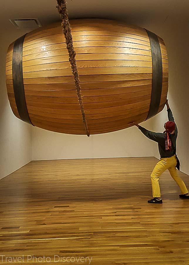 Interactive art at Columbus Museum of Art
