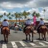 Merrie Monarch Parade in Hilo Hawaii 2016