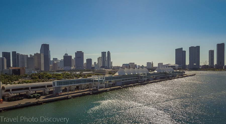 Leaving Miami with Fathom Adonia Voluntourism with Fathom cruise