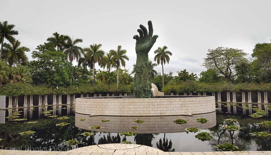 Visiting Miami - Holocaust Memorial Miami Beach