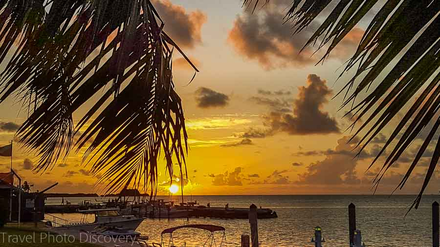 Sunrise at Islamorada, Florida Keys